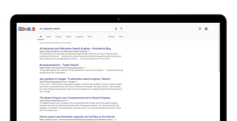 search-engine-organic-search-results