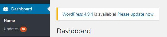 wordpress-4-9-3-update-now-button