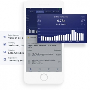 shopify-mobile-dashboard-visitors